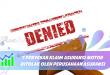 7 Penyebab Klaim Asuransi Motor Ditolak Oleh Perusahaan Asuransi