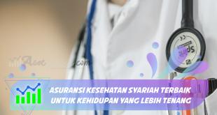Asuransi Kesehatan Syariah Terbaik Untuk Kehidupan yang Lebih Tenang