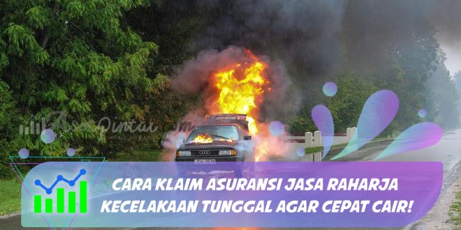 Cara Klaim Asuransi Jasa Raharja Kecelakaan Tunggal Agar Cepat Cair!