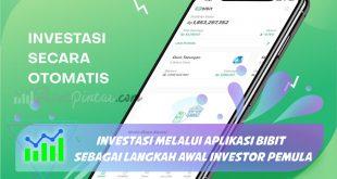 Investasi Melalui Aplikasi Bibit Sebagai Langkah Awal Investor Pemula