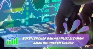 Bukti Lengkap Bahwa Aplikasi Saham Aman Digunakan Trader