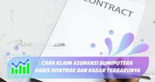 Cara Klaim Asuransi Bumiputera Habis Kontrak dan Kabar Terbarunya