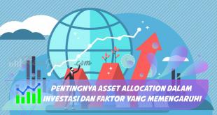 Pentingnya Asset Allocation dalam Investasi dan Faktor yang Memengaruhi