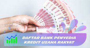 daftar bank penyedia kredit usaha rakyat