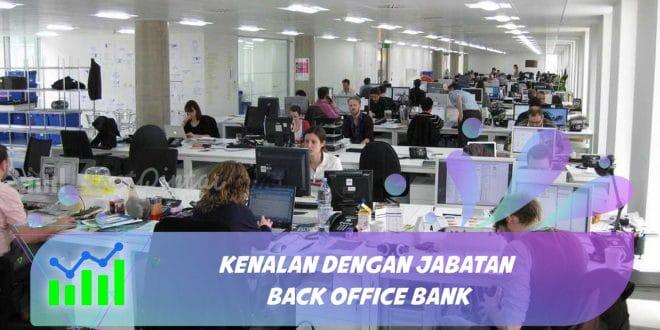 back office bank