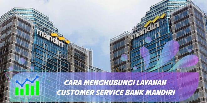 Customer Service Bank Mandiri