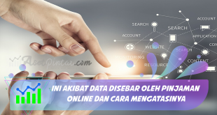 Data Disebar Oleh Pinjaman Online