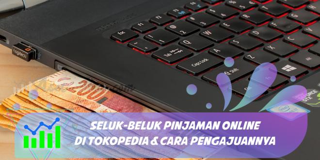 Seluk-Beluk Pinjaman Online di Tokopedia dan Cara Pengajuannya