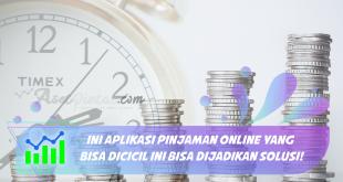 Pinjaman Online yang Bisa Dicicil